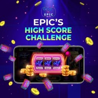 Group logo of EPIC'S HIGH SCORE CHALLENGE